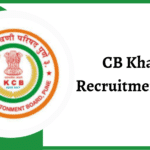 CB Khadki Recruitment 2020