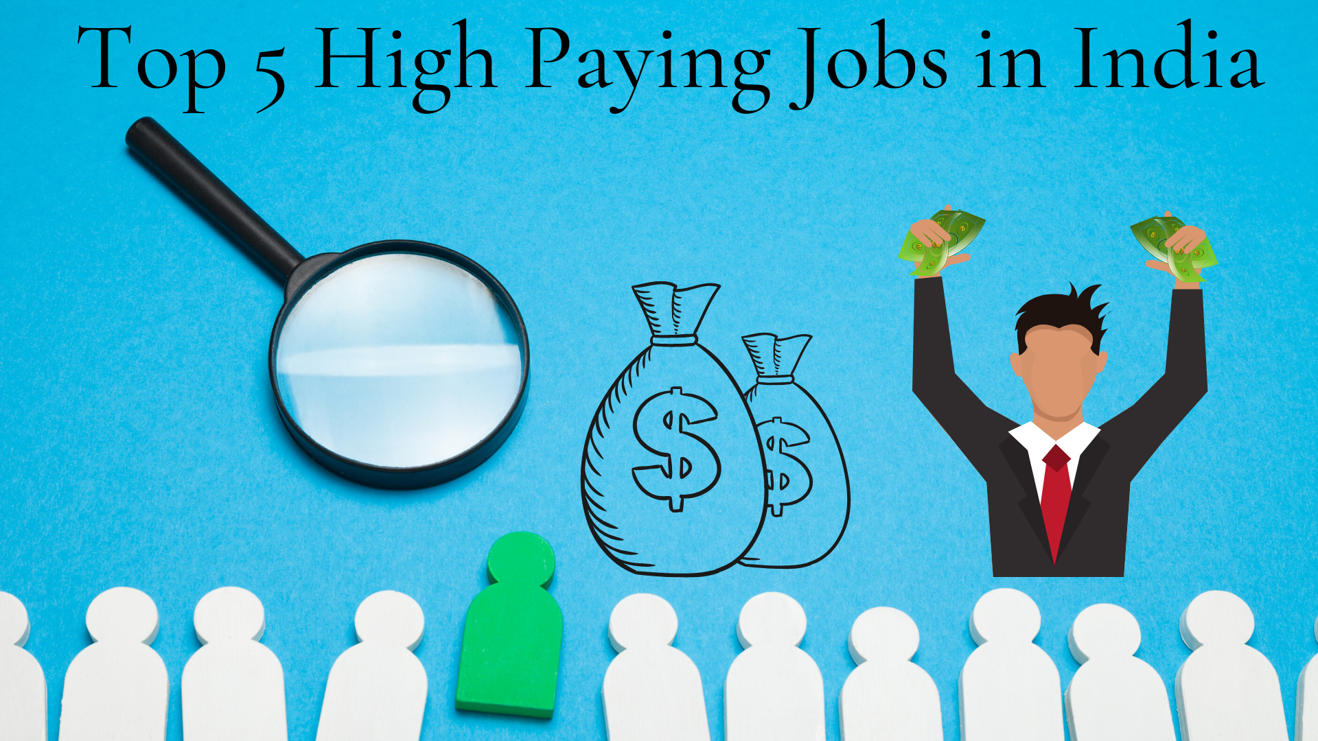 Top 5 High Paying Jobs in India