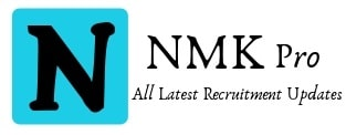 NMK - Latest Government Jobs All Over India