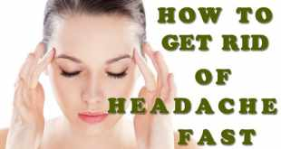 How To Get Rid Of The Headache