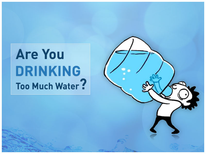 How Much Water is Too Much?