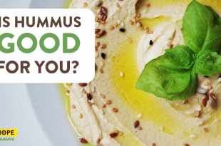 is Hummus good for you