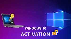 Windows 10 Pro Activator