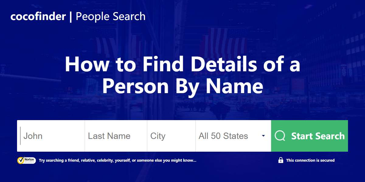Find a Person by Name